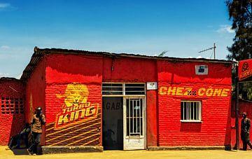 Une boutique de paris au Rwanda sur Andreas Marquardt