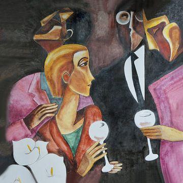 Party der Eitelkeiten von Joachim G. Pinkawa