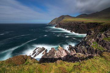 Klipkust van Ierland van Markus Stauffer