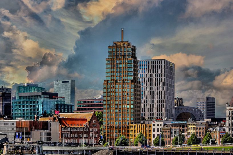 Rotterdam, Niederlande von Maarten Kost