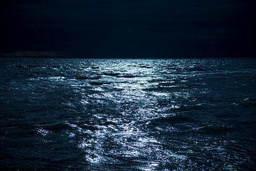Meer im Gegenlicht von Stephan Zaun