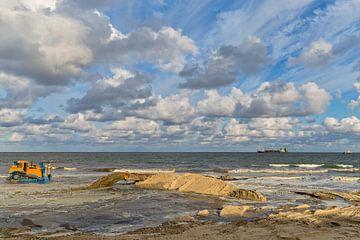 Kustversterking Noord-Holland van Miranda van Hulst