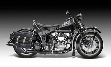 Harley-Davidson motorfiets van Achim Prill
