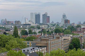 Rotterdam Netherlands  stadsgezicht von Martin Stevens