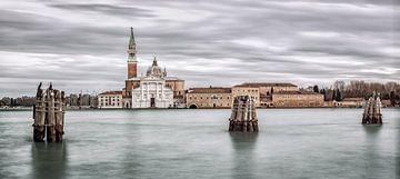 Venedig - San Giorgio Maggiore III von Teun Ruijters