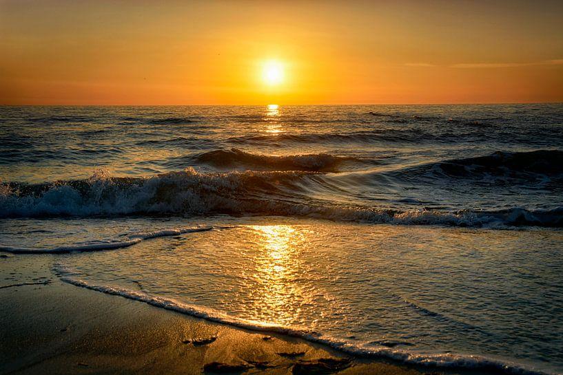 Sonnenuntergang von Claudia Moeckel