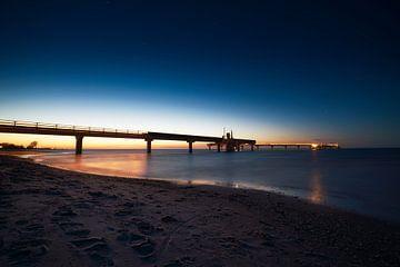 Seebrücke Heiligenhafen von Mike Ahrens