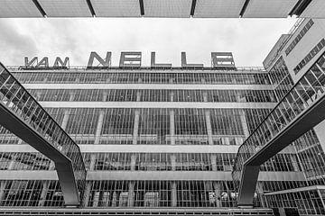 Van Nelle Fabriek in Rotterdam van