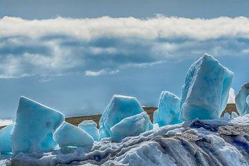Icecubes van Jack Soffers