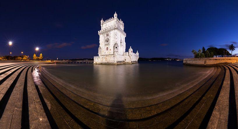Torre de Belem Panorama sur Frank Herrmann