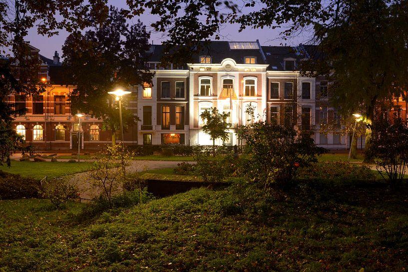 Lucasbolwerk in Utrecht van Donker Utrecht