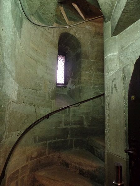 Treppe von Ilona Picha-Höberth
