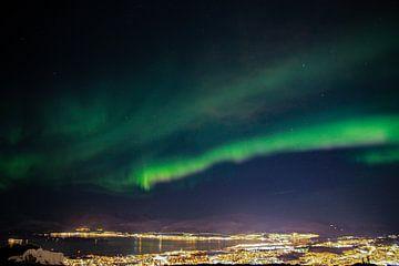 Aurora borealis von Jurjen Huisman