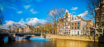 Amsterdam, Noord-Holland, Netherlands van Stewart Leiwakabessy