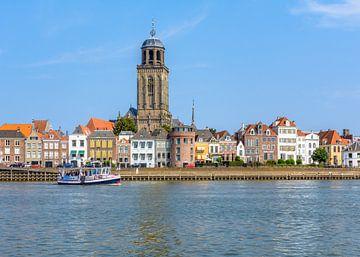 Stadsfront Deventer van Patrick Herzberg