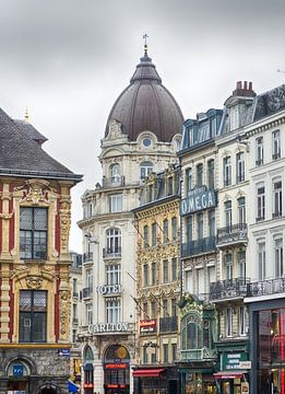 Stadscentrum Lille van