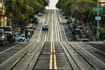 SAN FRANCISCO STRAAT sur Esref Uzel