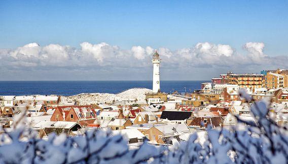 Egmond aan zee in de winter van Fotografie Egmond
