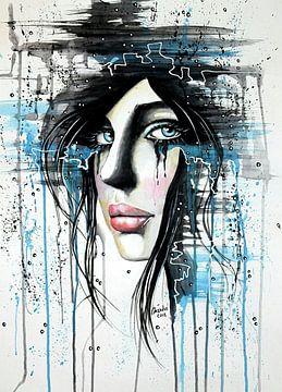 """Infinita Tristezza"" van Marcella Mandis"