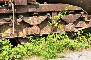 Old railway relict
