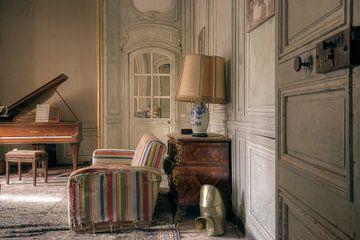 verlassenes Wohnzimmer von Kristof Ven
