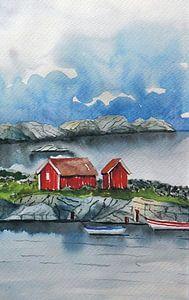 Nordkoster Bohuslän von Thomas Suske