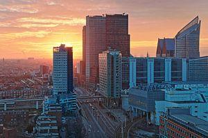 Den Haag ontwaakt van