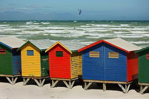 southafrica ... muizenberg beach huts II