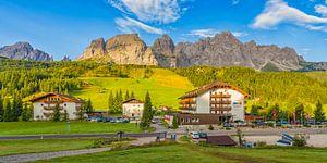 Hotel in de Dolomieten, Italië  van