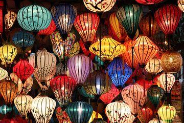 Kleurrijk Vietnam van Marijke van den Berg