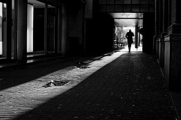 Max Euwe Platz in Amsterdam von Ipo Reinhold