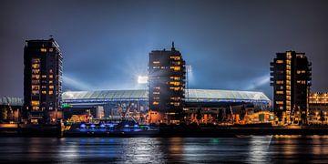 De Kuip / Das Feyenoord Stadion von