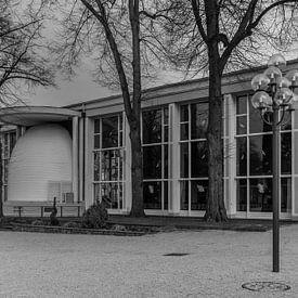 Konzerthalle van Heinz Grates