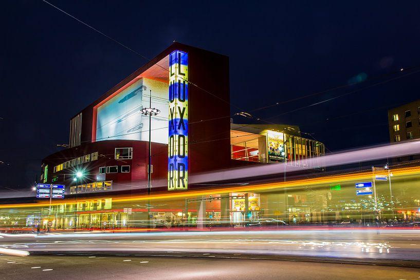 Het Nieuwe Luxor theater van Jaco Verheul