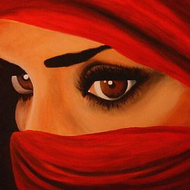 Tuareg - Die von Gott Verlassene von Iwona Sdunek alias ANOWI