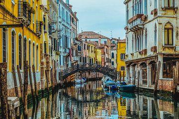 Venice Streets van Anahi Clemens