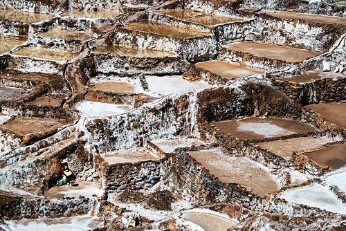 Salineras de Maras, Peru von
