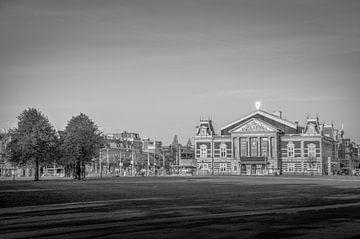 Museumplein - Koninklijk Concertgebouw van Hugo Lingeman
