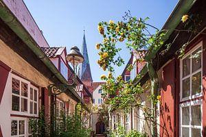 Von-Höveln-Gang, Altstadt, Lübeck, Schleswig-Holstein