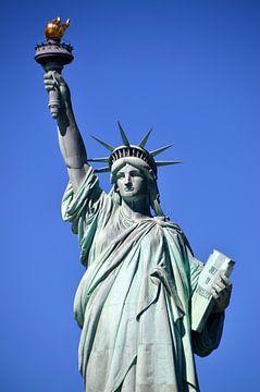 Statue of Liberty / Vrijheidsbeeld von Arno Wolsink