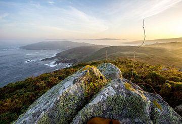 Sonnenaufgang Galizien von Tomas Grootveld