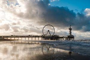 De Pier in Scheveningen van