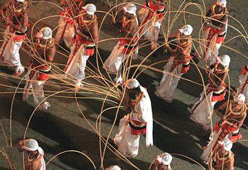 Festival in Kandy van Gert-Jan Siesling