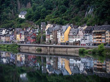 Dorf Cochem, Mosel Deutschland von Bob Slagter