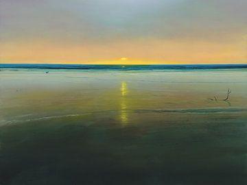 Meeresspiegel von Silvian Sternhagel