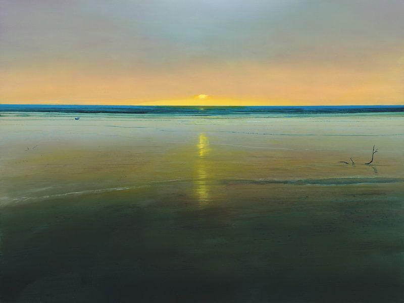 Meeresspiegel van Silvian Sternhagel