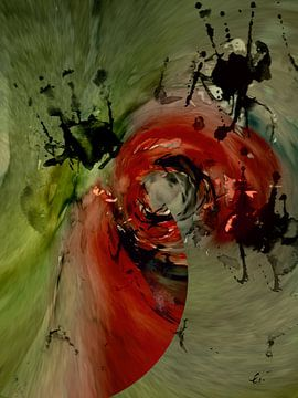 Rote Käfer  von Christine Nöhmeier