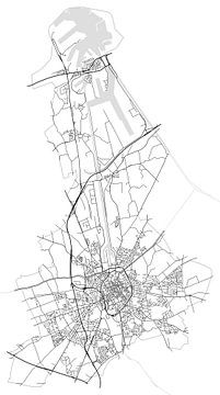 Brugge van Drawn by Johan