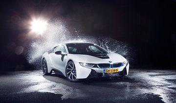 BMW i8  van