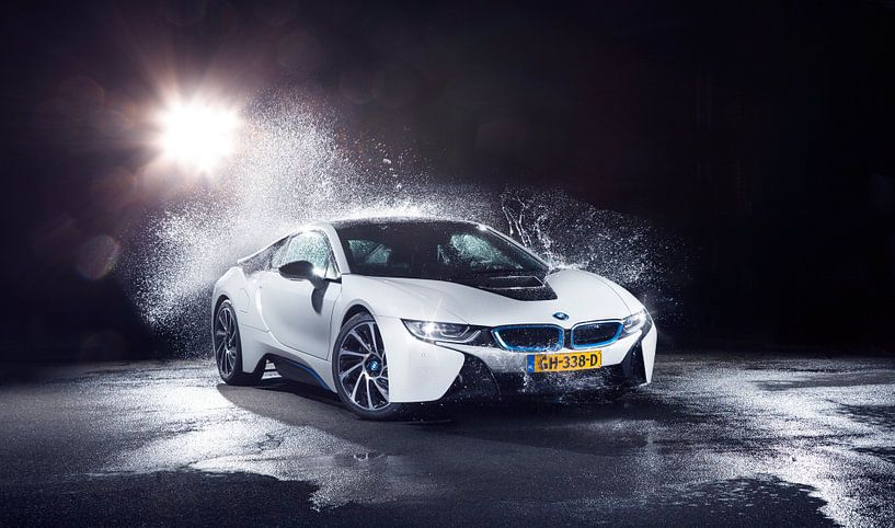 BMW i8  van Sytse Dijkstra